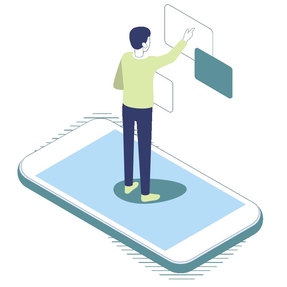 Auswahl Mobile Software Lösungen