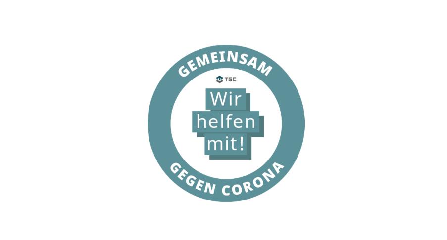Gemeinsam gegen Corona mit der TGC Group