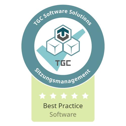 Beste Software Lösungen für Situngsmanagement
