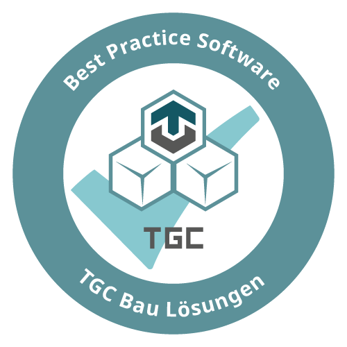 Bau Software Lösungen der TGC Group