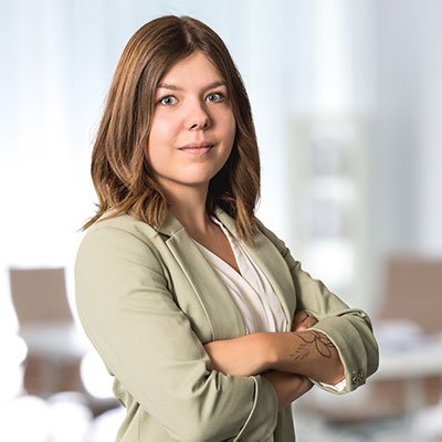 Catharina Kreutzer, Professional Services TGC Group