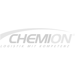 Logo Kunde Digitalisierung Chemion hellgrau