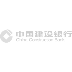 Logo Kunde Digitalisierung China Construction Bank hellgrau