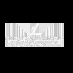 Logo Kunde Digitalisierung Creutz und Partner hellgrau