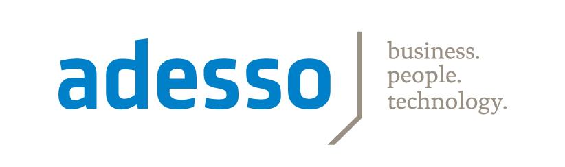 Logo Kunde Digitalisierung Adesso groß