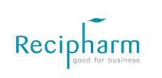 Logo Kunde Digitalisierung Recipharm