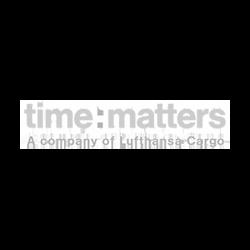 Logo Kunde Digitalisierung Time Matters hellgrau