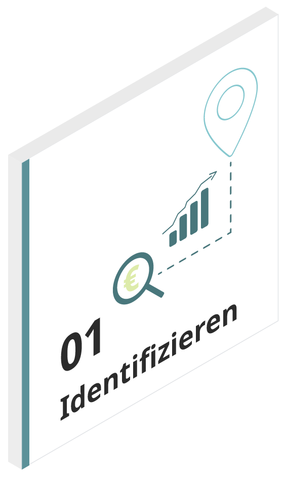 Digitalisierung Phase Identifikation