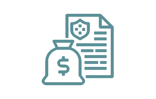 Icon petrol Finanzdokumente