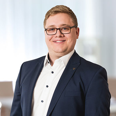 Jonas Lurgenstein, Professional Services TGC Group