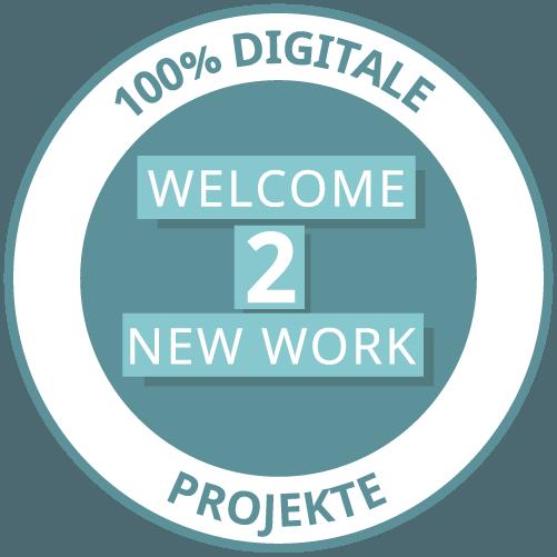 Neue 100% digitale projektdurchführung