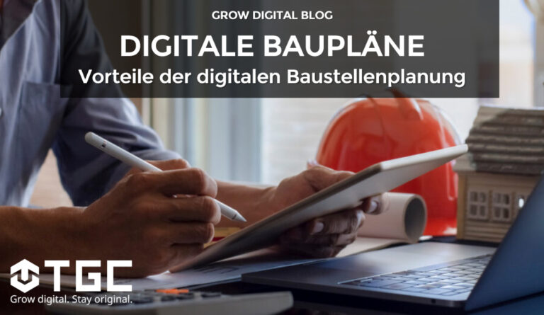 Digitale Baupläne TGC Group