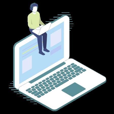 Digitaes Arbeiten mit Software Lösungen