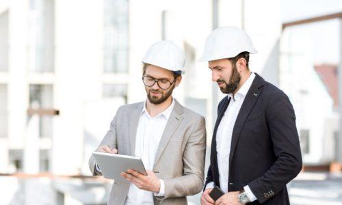 Digitale Baustellen App