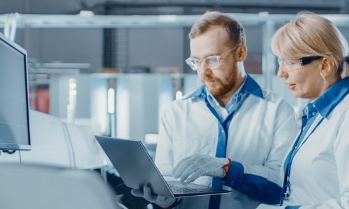 Digitalisierung in Pharma und Chemie
